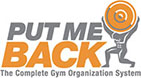 Put Me Back Logo